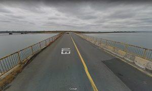 Podul peste Olt de pe DN 6 Alexandria – Craiova